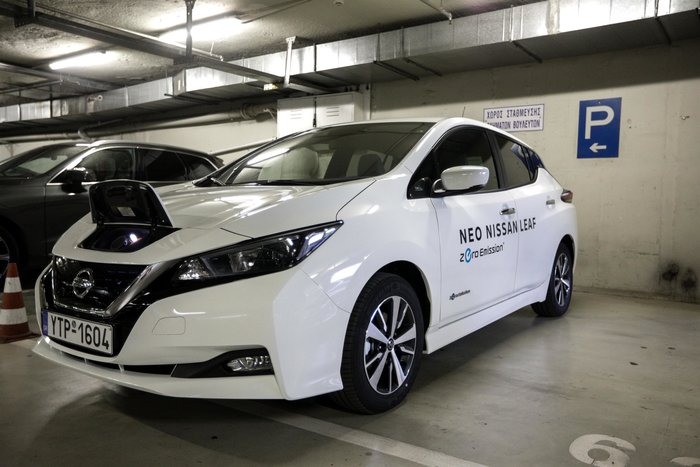 Βουλή: Αυτό είναι το γκαράζ ηλεκτρικών αυτοκινήτων [εικόνες] - εικόνα 4