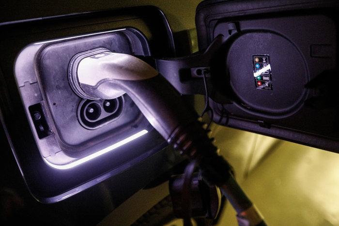 Βουλή: Αυτό είναι το γκαράζ ηλεκτρικών αυτοκινήτων [εικόνες] - εικόνα 2