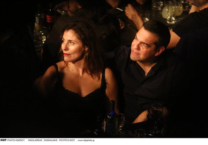 Το έριξε έξω ο Τσίπρας: Βραδινή έξοδος στον Μάλαμα με Μπαζιάνα - εικόνα 8