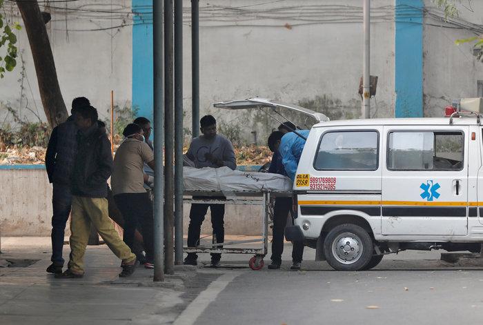 Τραγωδία στην Ινδία: 43 νεκροί από πυρκαγιά σε εργοστάσιο - εικόνα 5