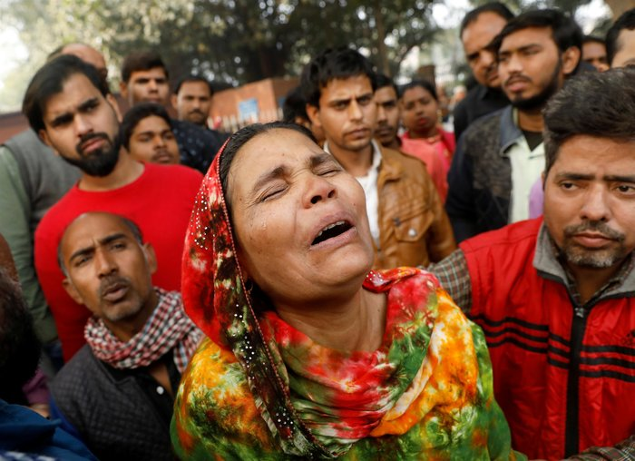 Τραγωδία στην Ινδία: 43 νεκροί από πυρκαγιά σε εργοστάσιο - εικόνα 6