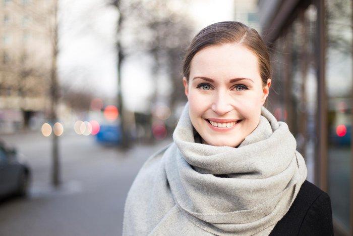 Σάνα Μαρίν: Η... αλά Κέιτ Μίντλετον, νεότερη πρωθυπουργός της Φινλανδίας - εικόνα 2