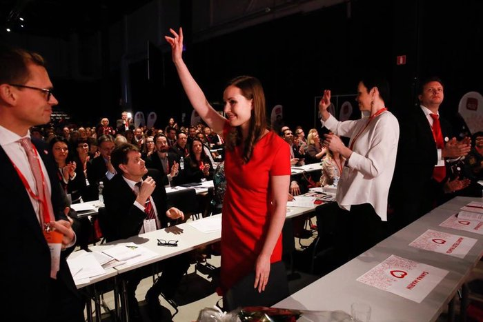 Σάνα Μαρίν: Η... αλά Κέιτ Μίντλετον, νεότερη πρωθυπουργός της Φινλανδίας - εικόνα 5