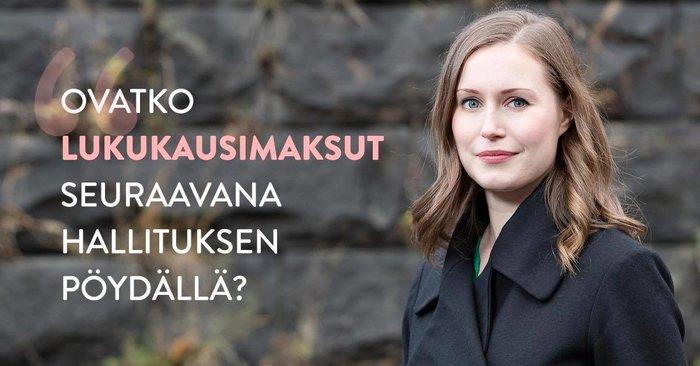 Σάνα Μαρίν: Η... αλά Κέιτ Μίντλετον, νεότερη πρωθυπουργός της Φινλανδίας - εικόνα 10