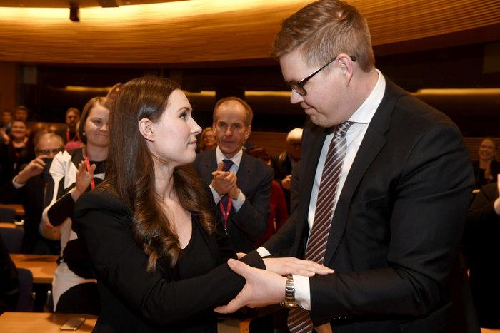 Σάνα Μαρίν: Η... αλά Κέιτ Μίντλετον, νεότερη πρωθυπουργός της Φινλανδίας