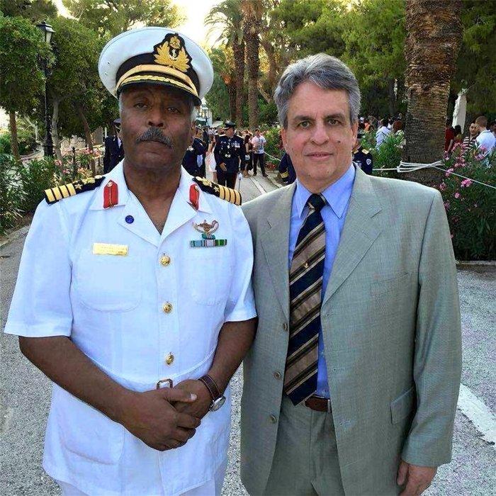 Ξεσπαθώνει στα ελληνικά  κατά της Τουρκίας ο Λίβυος Αρχηγός Στόλου - εικόνα 3