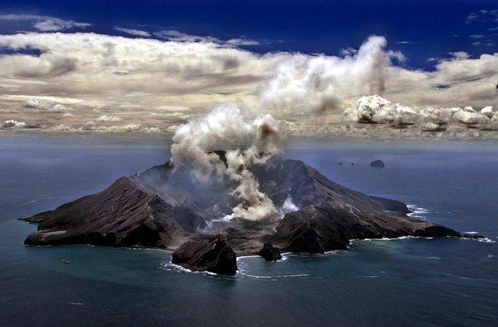 Αυτό είναι το άγνωστο νησί στη Ν.Ζηλανδία - Είχε ξανά νεκρούς [εικόνες]
