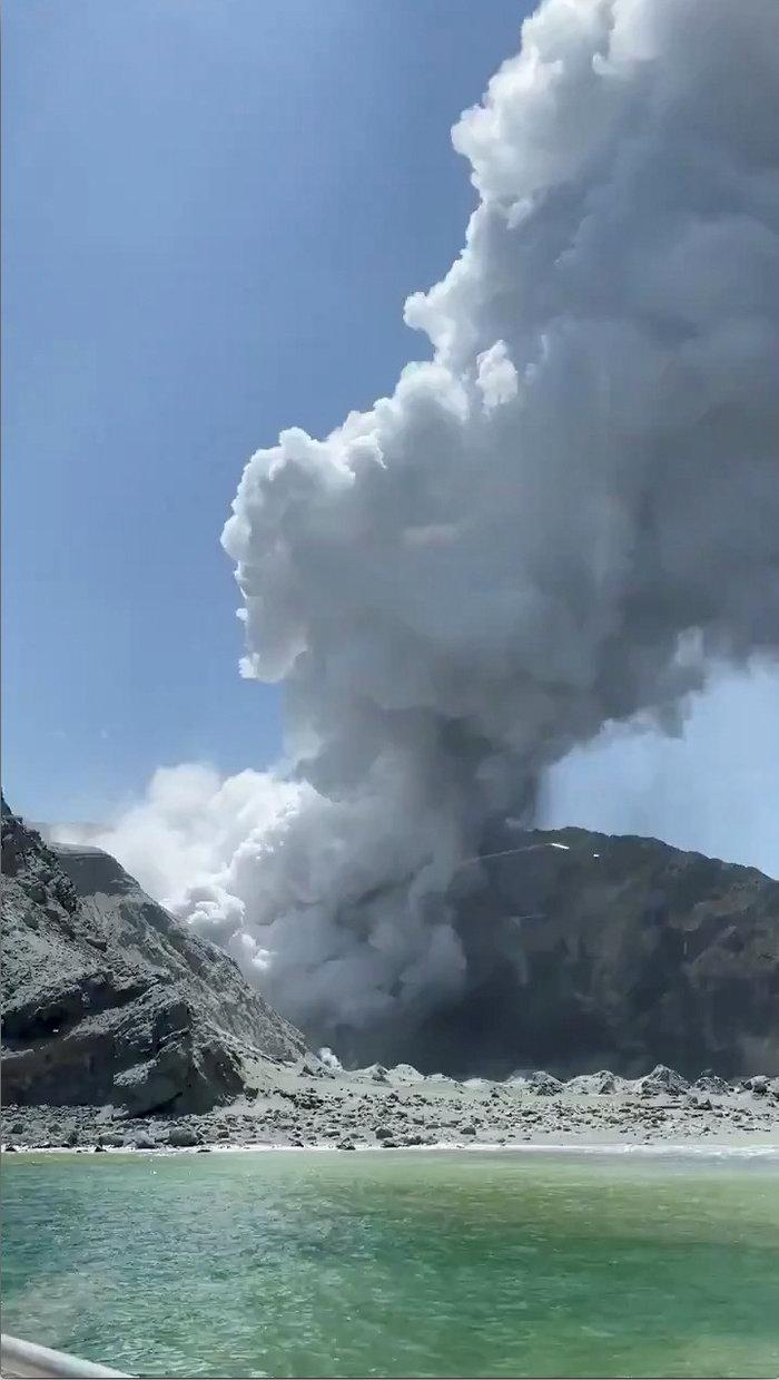 Τουλάχιστον 13 οι νεκροί από το ηφαίστειο στη Νέα Ζηλανδία - εικόνα 3