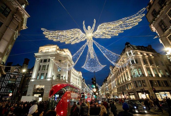 Λονδίνο, Βρετανία