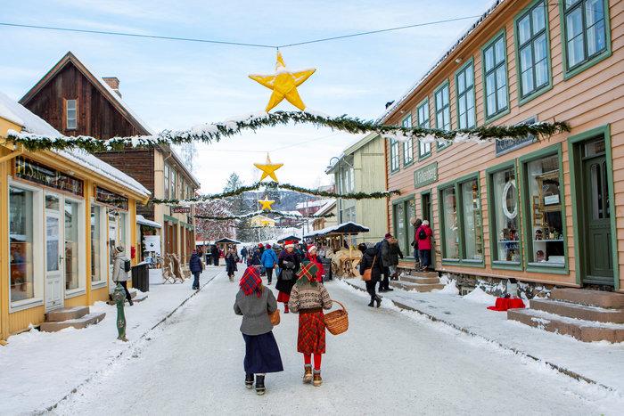 Λιλεχάμερ, Νορβηγία