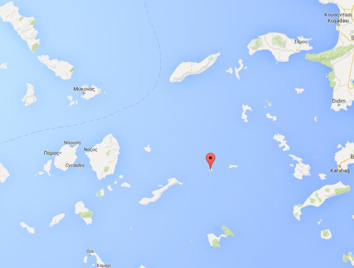 Κυρά Ρηνιώ στην Κίναρο: «Αν πεθάνω θα πάρουν το νησί οι Τούρκοι»