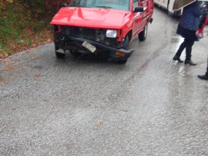 Καλαμπάκα: Ατύχημα και εκτροπή λεωφορείου με 37 μαθητές [εικόνες] - εικόνα 3