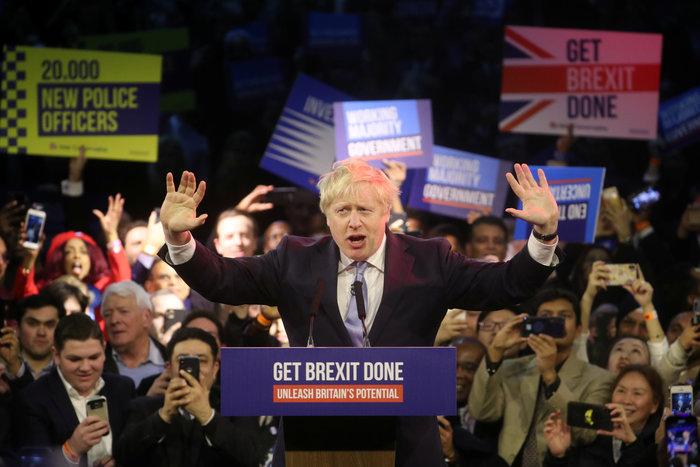 Ιστορικές εκλογές στη Βρετανία - Φαβορί ο Τζόνσον αλλά…