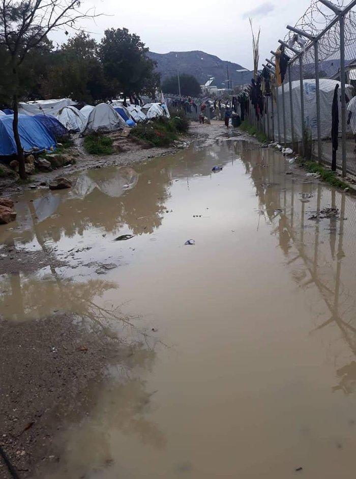 Πέντε εικόνες εξαθλίωσης από το ΒΙΑΛ της Χίου - εικόνα 5