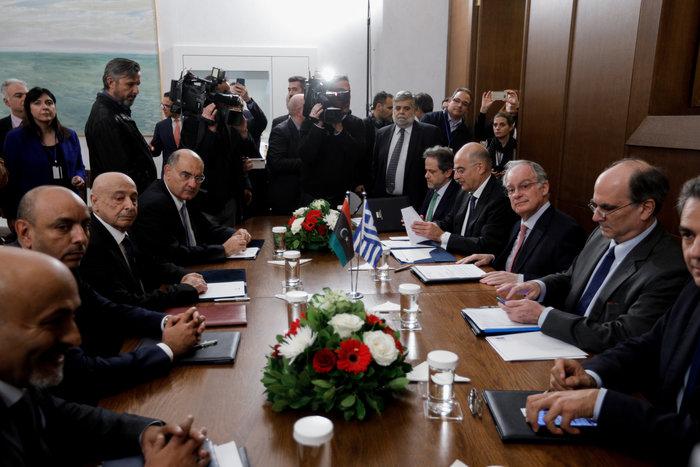 Πρόεδρος Βουλής Λιβύης: Θα ακυρώσουμε το deal με Τουρκία