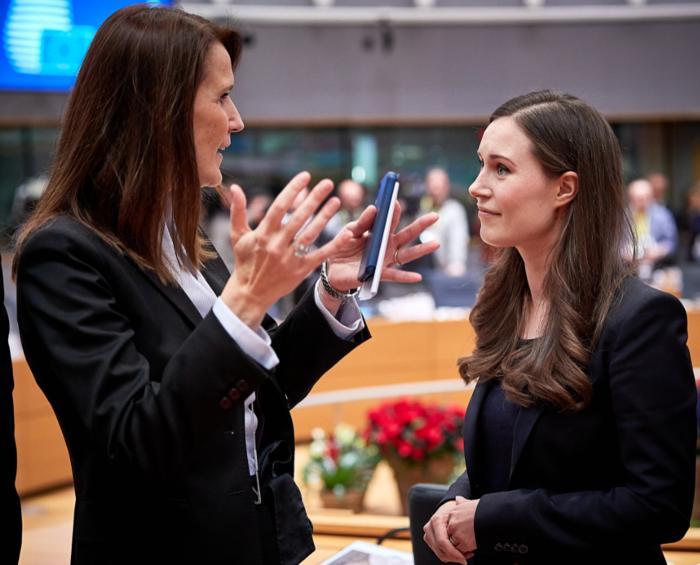 Φρενίτιδα των ΜΜΕ για την νέα πρωθυπουργό της Φινλανδίας