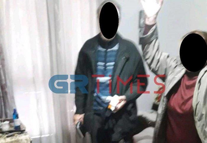 Στιγμές τρόμου για ηλικιωμένους -Ληστές με ρόπαλα και φτυάρια [εικόνες] - εικόνα 3