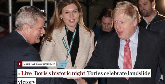 Βρετανικά ΜΜΕ: «Η αυγή της Βρετανίας» ή «εφιάλτης»; [εικόνες] - εικόνα 2