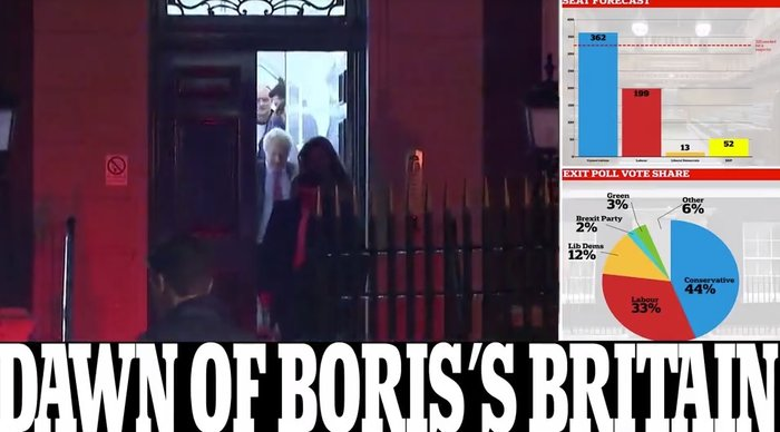 Βρετανικά ΜΜΕ: «Η αυγή της Βρετανίας» ή «εφιάλτης»; [εικόνες] - εικόνα 3