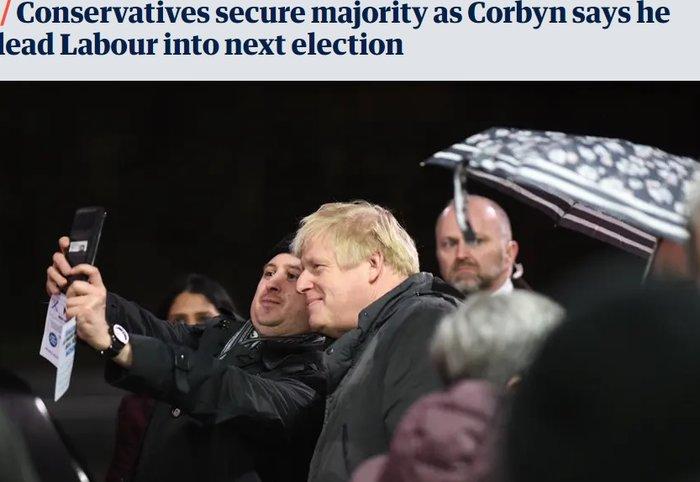 Βρετανικά ΜΜΕ: «Η αυγή της Βρετανίας» ή «εφιάλτης»; [εικόνες] - εικόνα 4