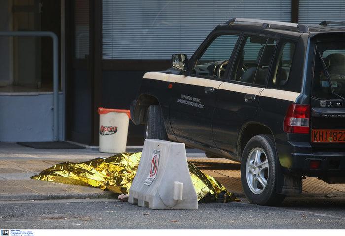 Τραγωδία: Ανδρας έπεσε από τον 5ο όροφο στο Κουκάκι