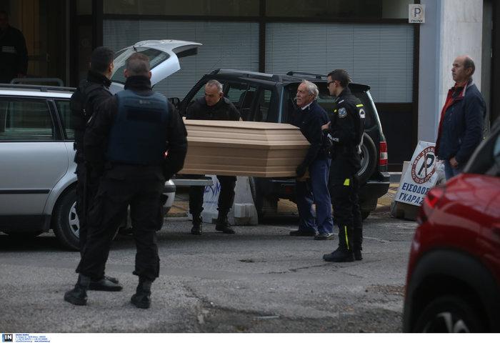 Τραγωδία: Ανδρας έπεσε από τον 5ο όροφο στο Κουκάκι - εικόνα 2