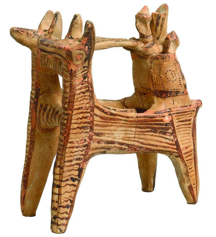 Τήνος και Κυκλάδες στη Μυκηναϊκή εποχή, στο Μουσείο Μπενάκη - εικόνα 3