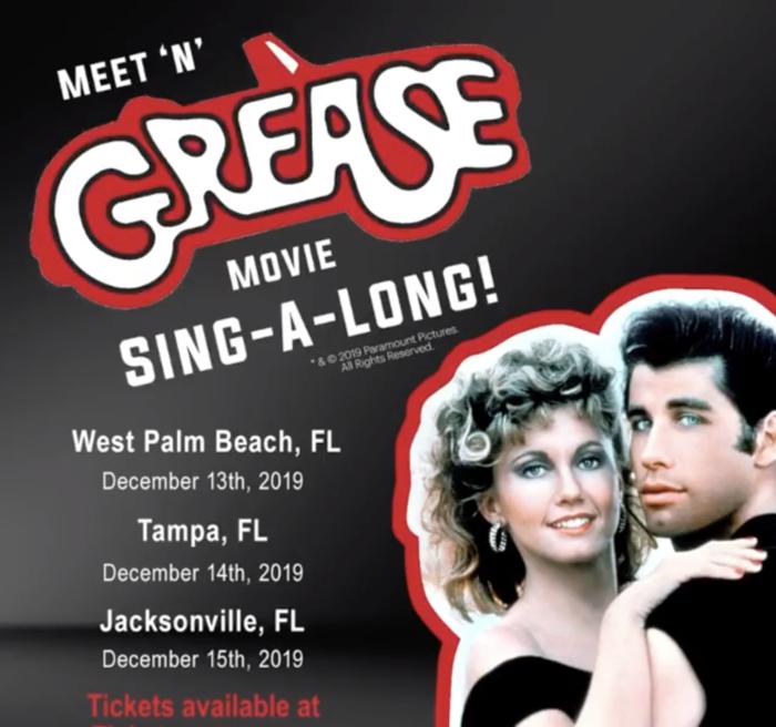 Ξανά μαζί οι πρωταγωνιστές του Grease 41 χρόνια μετά