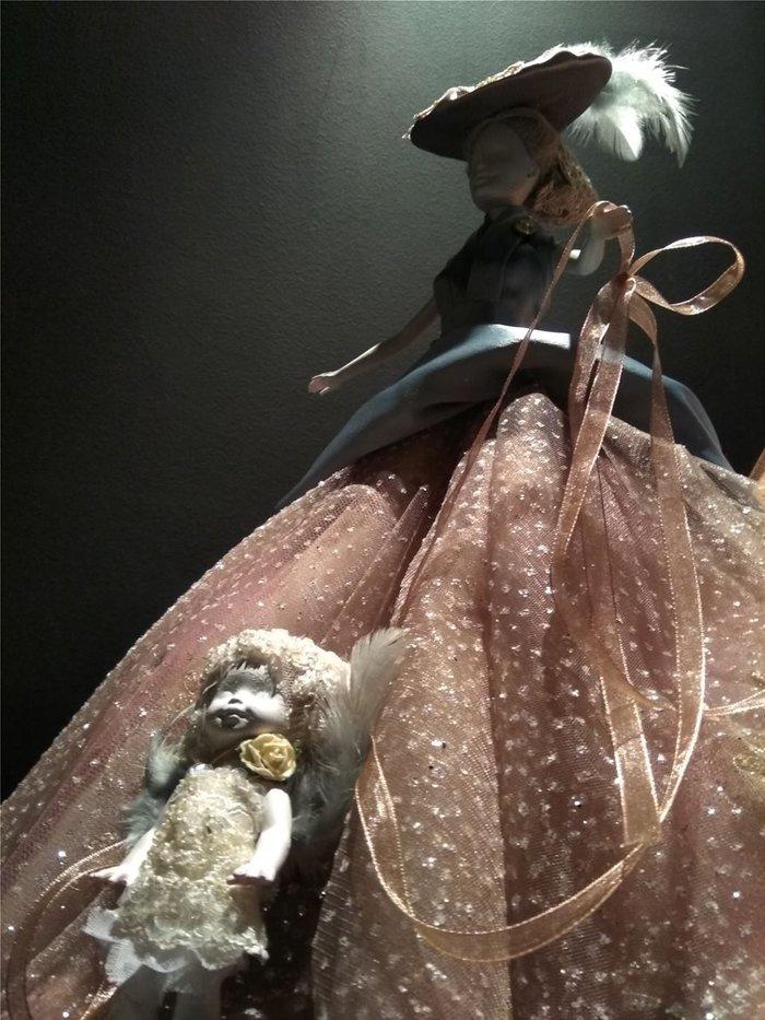 Νίκος Καρδώνης: ο ηθοποιός που έχει πάθος με τις κούκλες - εικόνα 5