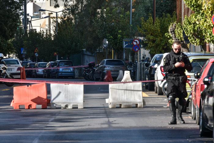 Σοκ: Η βόμβα στο ΑΤ Ζωγράφου ήταν γεμάτη καρφιά - ήθελαν νεκρούς