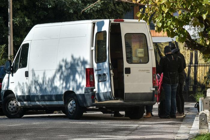 Σοκ: Η βόμβα στο ΑΤ Ζωγράφου ήταν γεμάτη καρφιά - ήθελαν νεκρούς - εικόνα 5