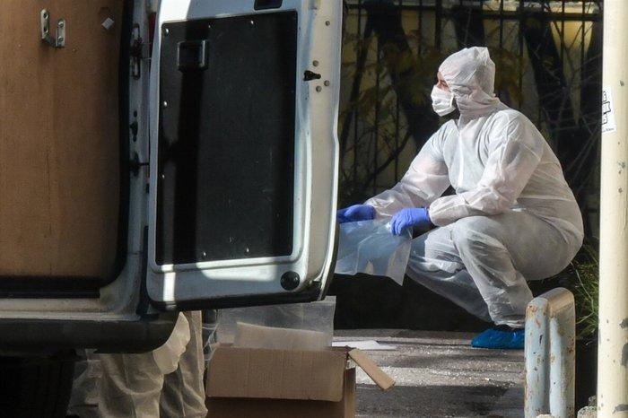 Σοκ: Η βόμβα στο ΑΤ Ζωγράφου ήταν γεμάτη καρφιά - ήθελαν νεκρούς - εικόνα 6