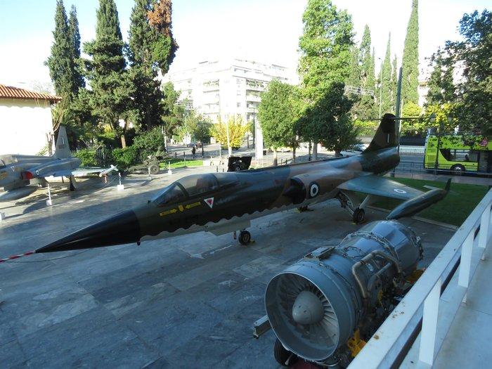 Ολοκληρώθκε η συντήρηση των αεροσκαφών στο Πολεμικό Μουσείο
