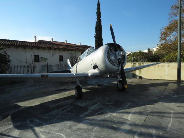 Ολοκληρώθκε η συντήρηση των αεροσκαφών στο Πολεμικό Μουσείο - εικόνα 2