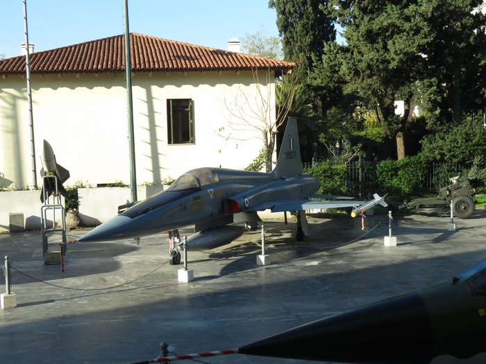 Ολοκληρώθκε η συντήρηση των αεροσκαφών στο Πολεμικό Μουσείο - εικόνα 3