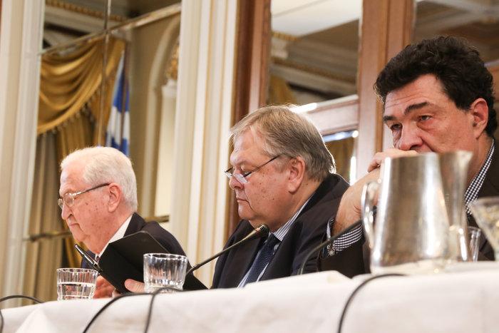 Μπακογιάννη & Βενιζέλος ζητούν οριοθέτηση υφαλοκρηπίδας - ΑΟΖ
