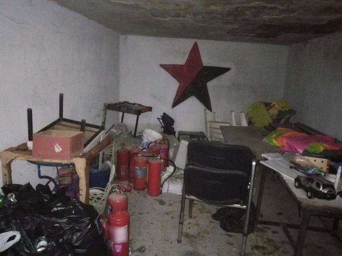 ΕΛΑΣ: Νέα εκκένωση υπό κατάληψη κτιρίου στο Μαρούσι (φωτό) - εικόνα 7