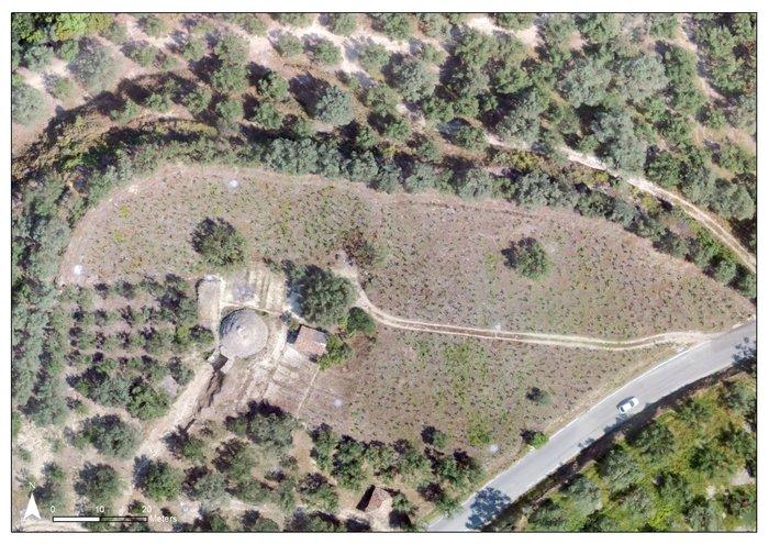 Στο φως δυο σημαντικοί θολωτοί τάφοι του Μυκηναϊκού πολιτισμού - εικόνα 2