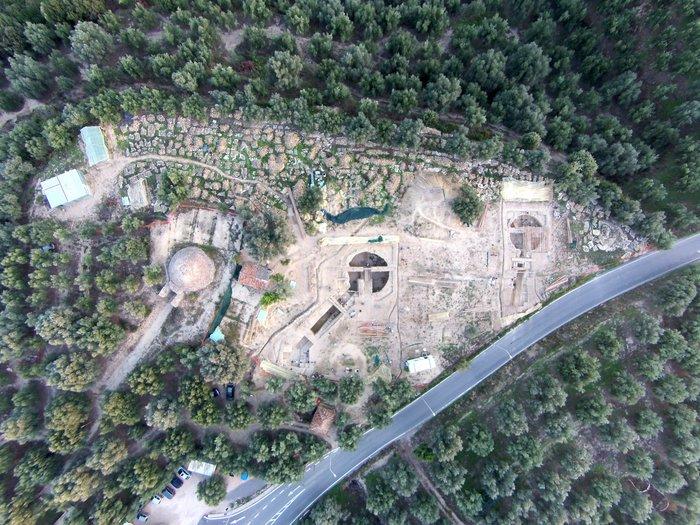 Στο φως δυο σημαντικοί θολωτοί τάφοι του Μυκηναϊκού πολιτισμού - εικόνα 3