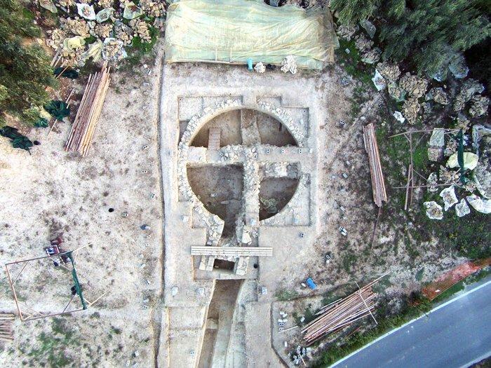 Στο φως δυο σημαντικοί θολωτοί τάφοι του Μυκηναϊκού πολιτισμού - εικόνα 5