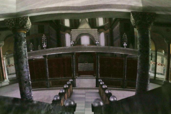 Ο Αρχιεπίσκοπος Ιερώνυμος στην Αγ. Σοφιά μέσω εικονικής πραγματικότητας - εικόνα 3