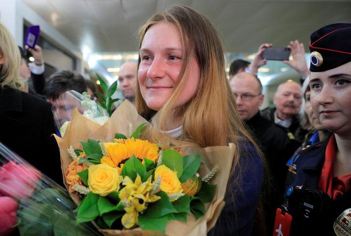 Μαρία Μπούτινα: Από κατάσκοπος παρουσιάστρια του Russia Today - εικόνα 2