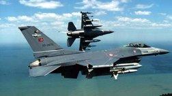 Μπαράζ τουρκικών προκλήσεων στο Αιγαίο & εικονικές αερομαχίες