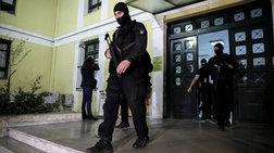 Ποιοι είναι οι δύο συλληφθέντες αντιεξουσιαστές με τις πτυσσόμενες σκάλες