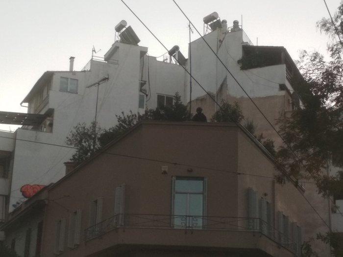 Καρέ καρέ οι εκκενώσεις καταλήψεων στο Κουκάκι [εικόνες & βίντεο] - εικόνα 17