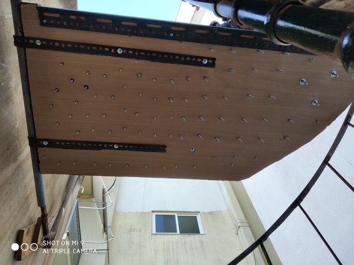 Κουκάκι: Αυτή είναι η πόρτα-παγίδα με καρφιά στην κατάληψη [εικόνες] - εικόνα 3