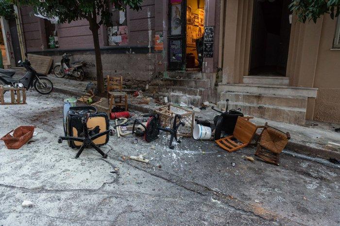 ΕΛ.ΑΣ για την επιχείρηση στο Κουκάκι: Δεν ασκήθηκε καμία βία - εικόνα 6