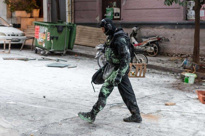 ΕΛ.ΑΣ για την επιχείρηση στο Κουκάκι: Δεν ασκήθηκε καμία βία - εικόνα 8