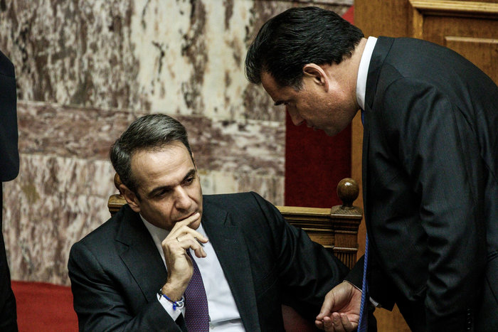 Βουλή: Το άλμπουμ της συζήτησης - Ποιές τράβηξαν τα φλας - εικόνα 4