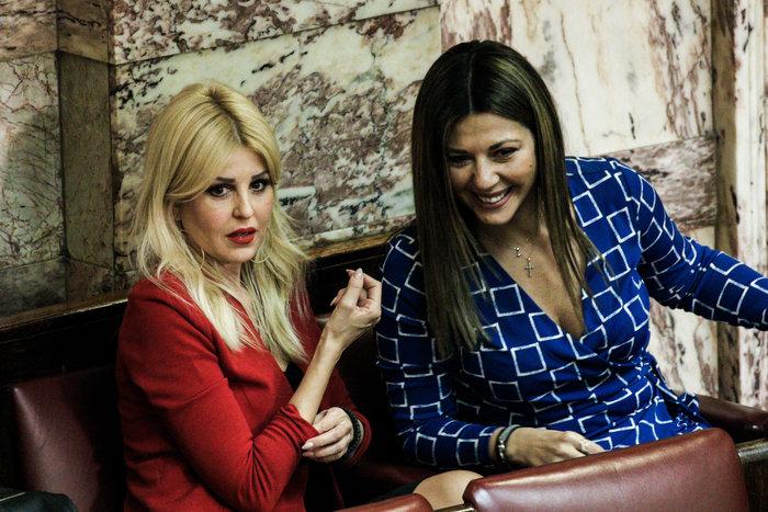 Βουλή: Το άλμπουμ της συζήτησης - Ποιές τράβηξαν τα φλας - εικόνα 6